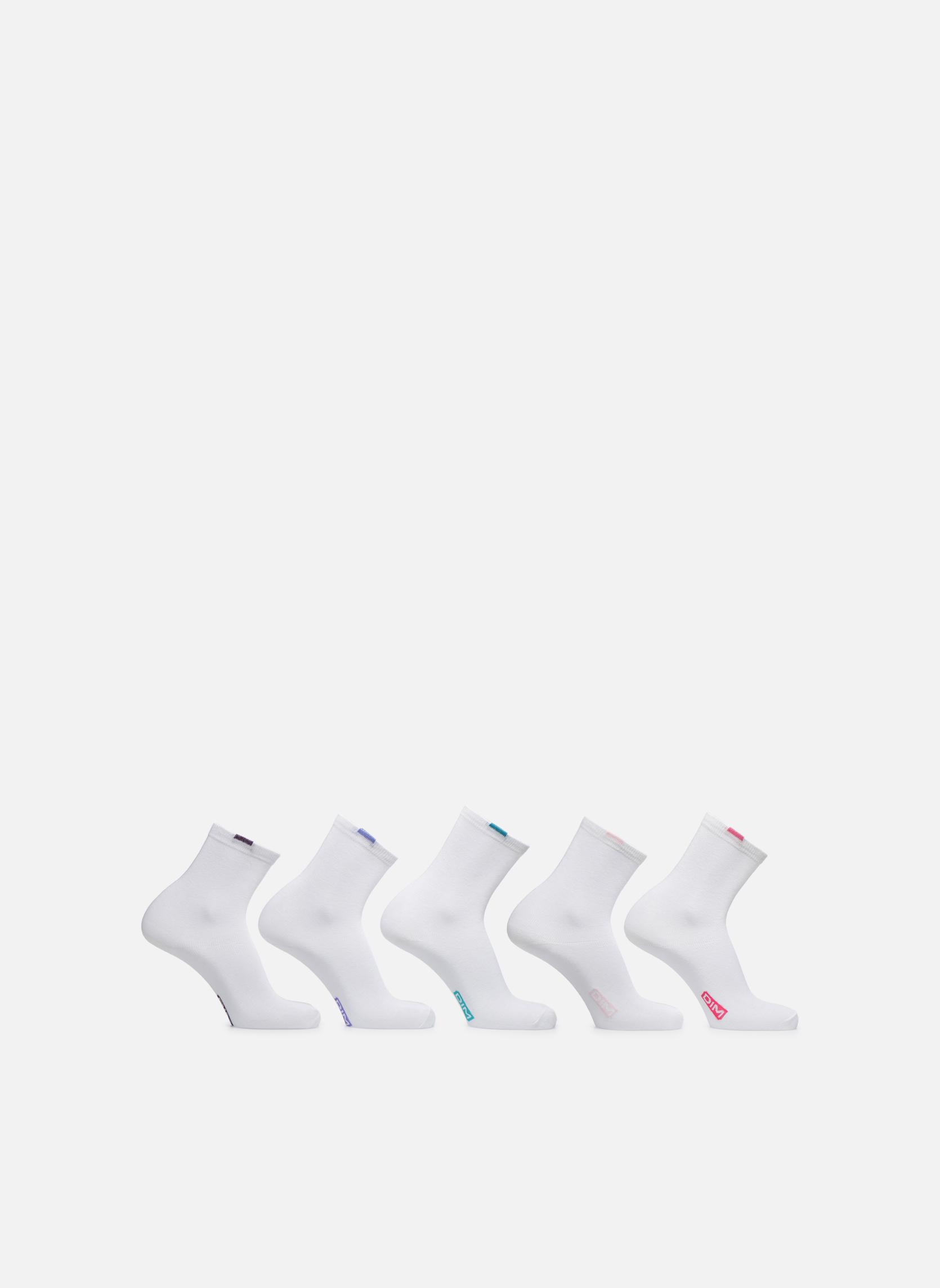 Medias y Calcetines Accesorios Chaussettes EcoDimW Pack de 5