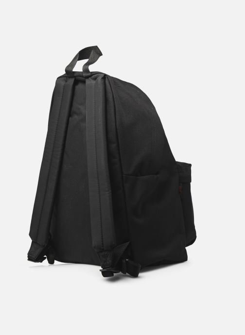 Rucksacks Eastpak PADDED PACK'R Sac à dos toile Black view from the right