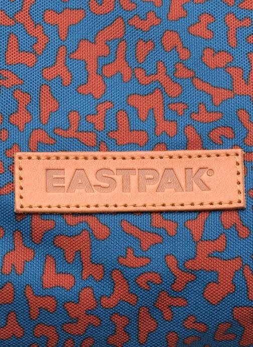 Sacs à dos Eastpak PADDED PACK'R Sac à dos toile Rouge vue gauche