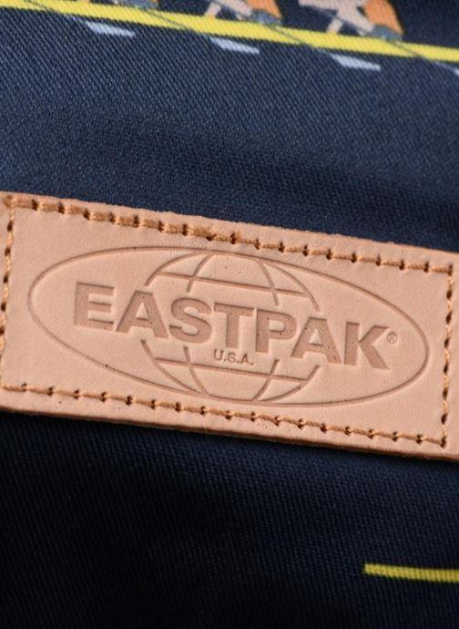 Rucksäcke Eastpak PADDED PACK'R Sac à dos toile blau ansicht von links
