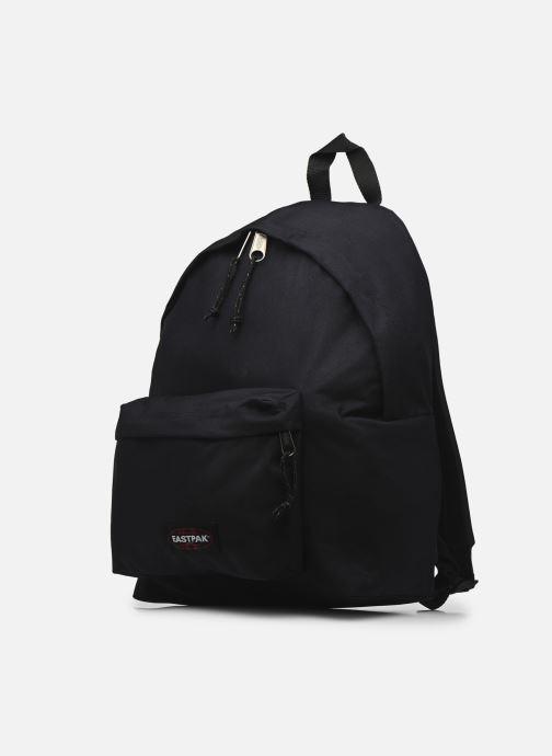 Rucksäcke Eastpak Padded Pak'R blau schuhe getragen