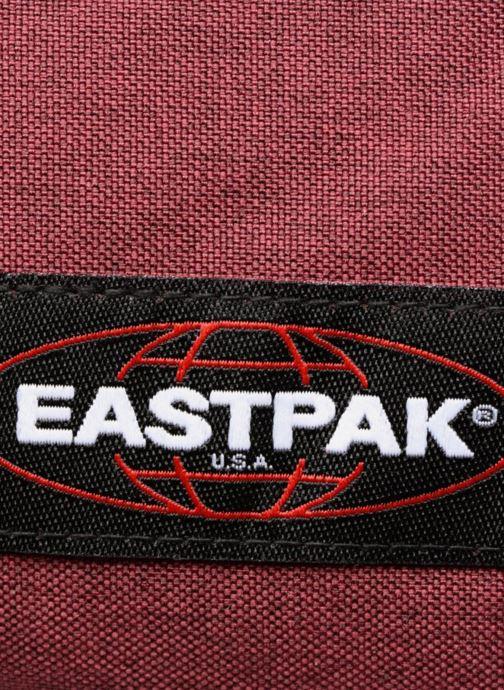 Sacs à dos Eastpak PADDED PACK'R Sac à dos toile Bordeaux vue gauche