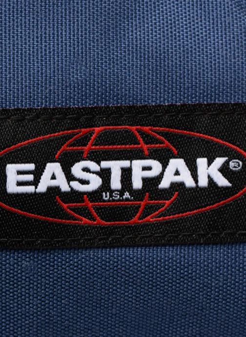 Rucksacks Eastpak PADDED PACK'R Sac à dos toile Blue view from the left