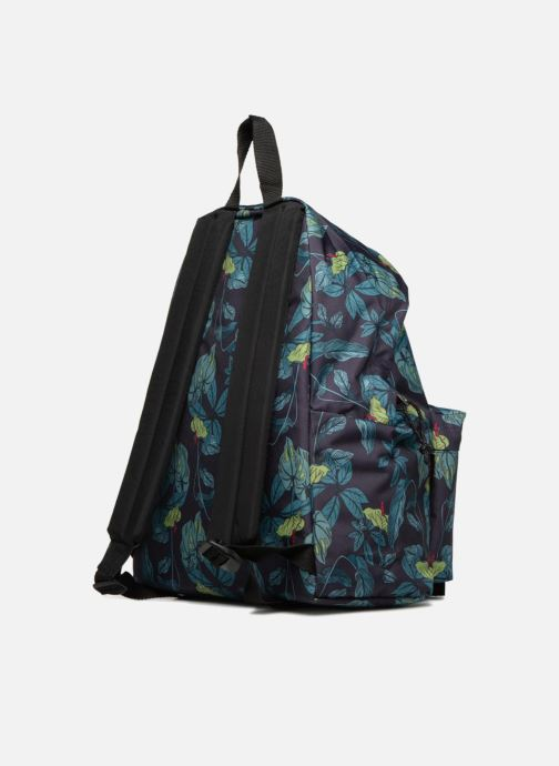 Mochilas Eastpak PADDED PACK'R Sac à dos toile Negro vista lateral derecha