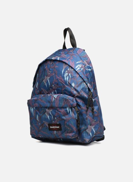 Mochilas Eastpak PADDED PACK'R Sac à dos toile Azul vista del modelo
