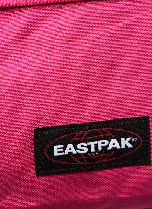 Mochilas Eastpak PADDED PACK'R Sac à dos toile Rosa vista lateral izquierda