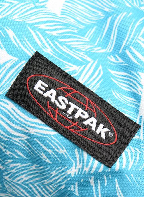 Mochilas Eastpak PADDED PACK'R Sac à dos toile Azul vista lateral izquierda