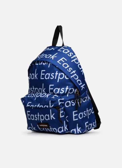 Rugzakken Eastpak PADDED PAK'R Sac à dos toile Blauw model