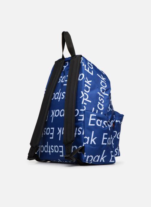 Rugzakken Eastpak PADDED PAK'R Sac à dos toile Blauw rechts