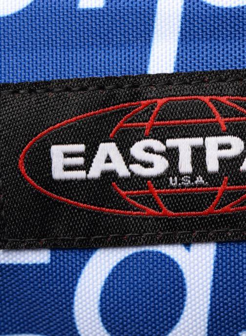 Rugzakken Eastpak PADDED PAK'R Sac à dos toile Blauw links