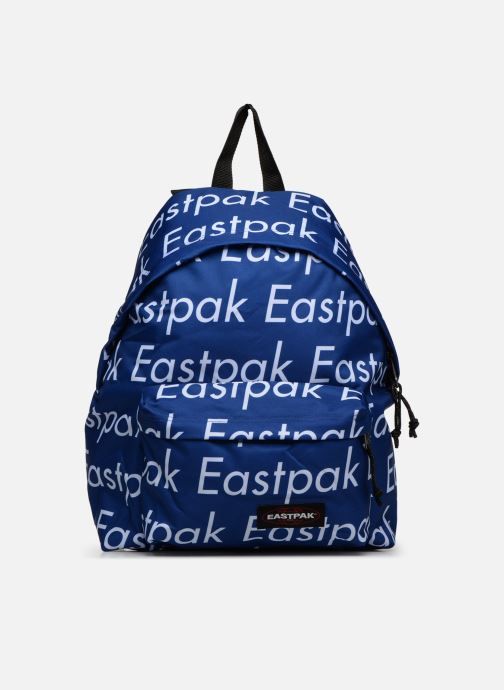 Rugzakken Eastpak PADDED PACK'R Sac à dos toile Blauw detail
