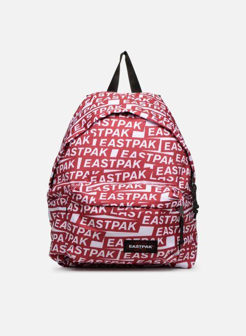 Sacs à dos Eastpak PADDED PACK'R Sac à dos toile Rouge vue détail/paire