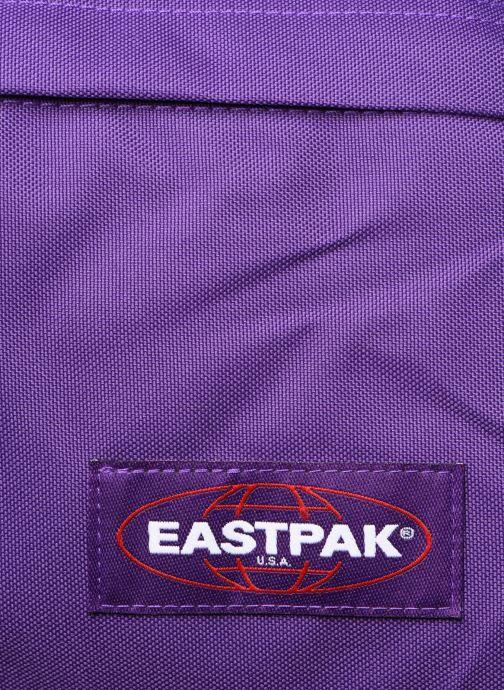 Sacs à dos Eastpak PADDED PAK'R Sac à dos toile Violet vue gauche