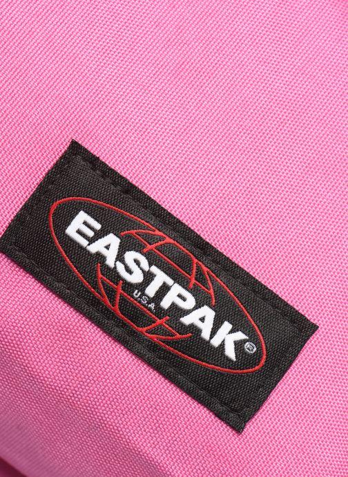 Sacs à dos Eastpak PADDED PACK'R Sac à dos toile Rose vue gauche