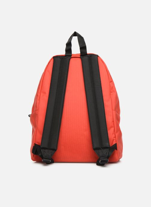 Rucksacks Eastpak PADDED PACK'R Sac à dos toile Red front view