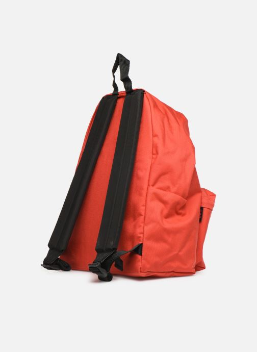 Rucksacks Eastpak PADDED PACK'R Sac à dos toile Red view from the right