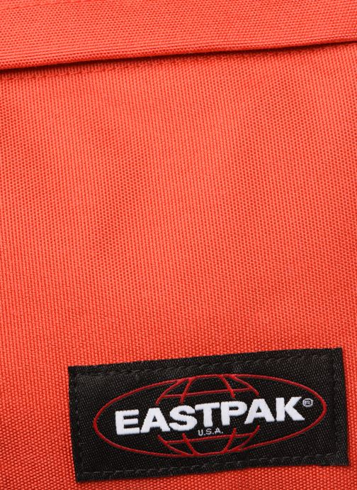 Rucksacks Eastpak PADDED PACK'R Sac à dos toile Red view from the left