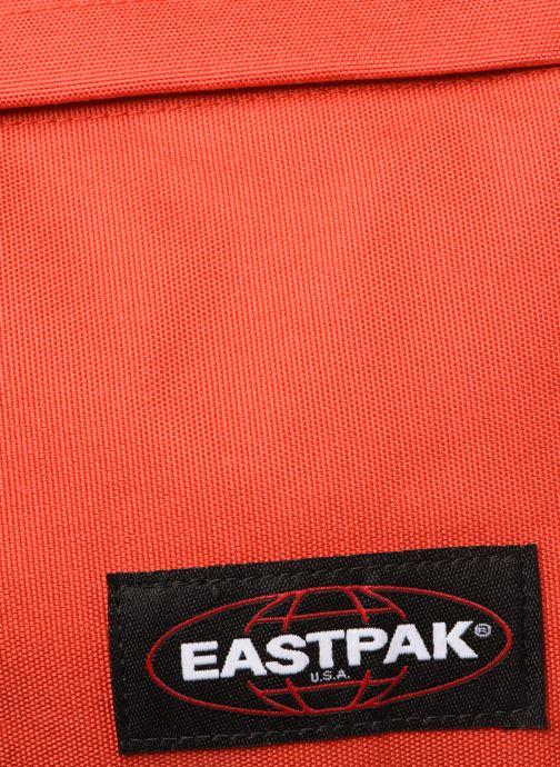 Rucksäcke Eastpak PADDED PACK'R Sac à dos toile rot ansicht von links
