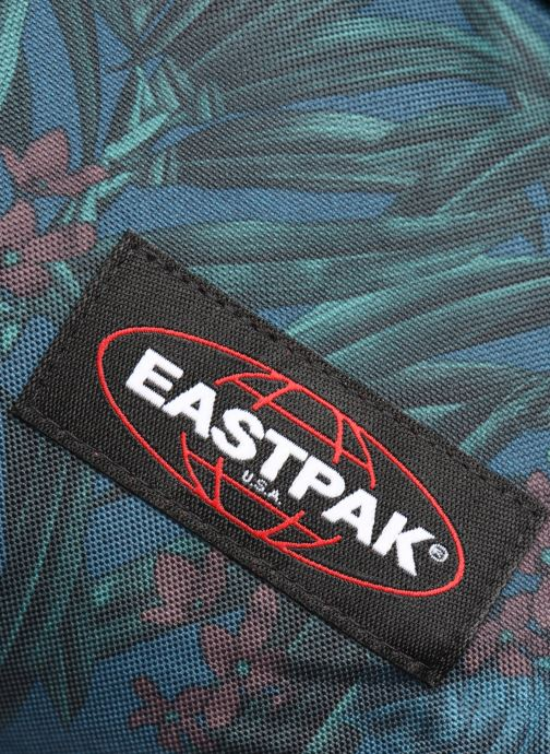 Rucksacks Eastpak PADDED PACK'R Sac à dos toile Green view from the left
