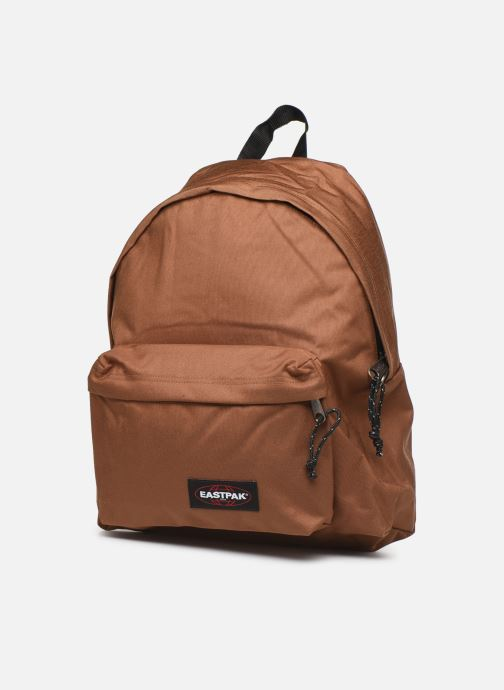 Rucksacks Eastpak PADDED PACK'R Sac à dos toile Brown model view