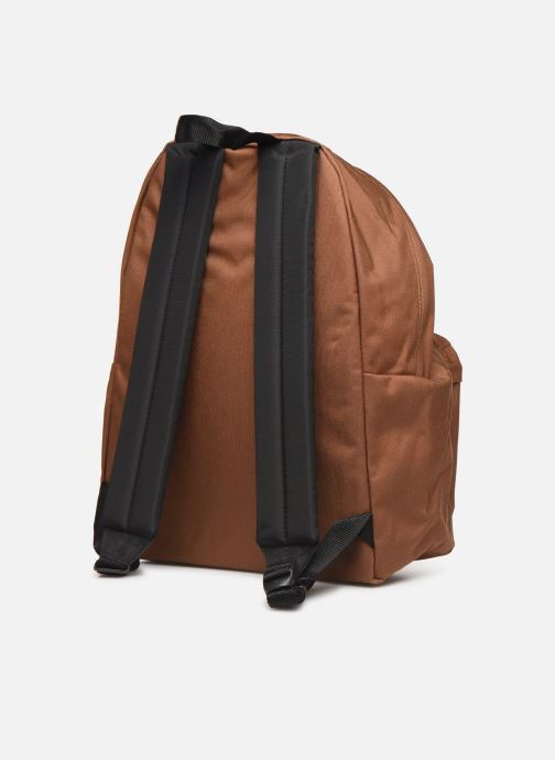 Rucksacks Eastpak PADDED PACK'R Sac à dos toile Brown view from the right