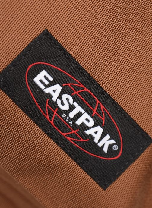 Rucksacks Eastpak PADDED PACK'R Sac à dos toile Brown view from the left