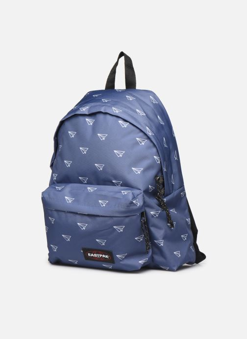 Rucksacks Eastpak PADDED PACK'R Sac à dos toile Blue model view