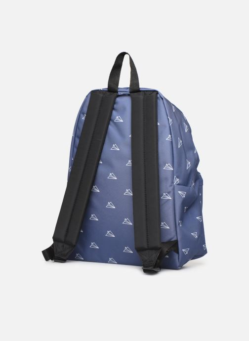 Rucksacks Eastpak PADDED PACK'R Sac à dos toile Blue view from the right