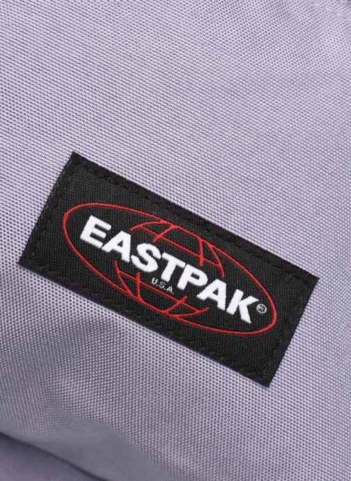 Sacs à dos Eastpak Padded Pak'R Violet vue gauche