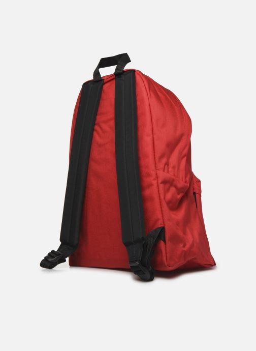 Sacs à dos Eastpak PADDED PACK'R Sac à dos toile Rouge vue droite
