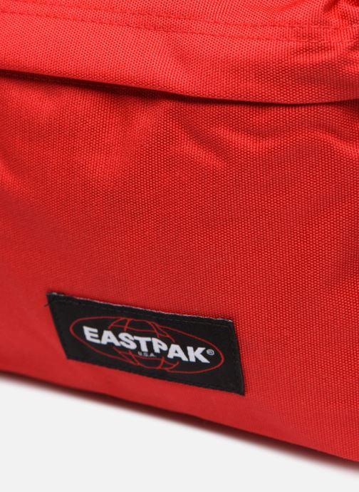 Sacs à dos Eastpak PADDED PAK'R Sac à dos toile Rouge vue gauche
