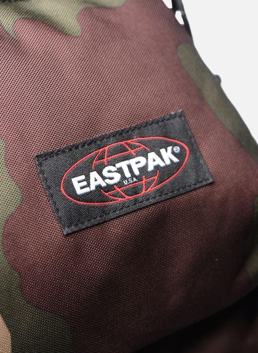 Sacs à dos Eastpak Padded Pak'R Vert vue gauche