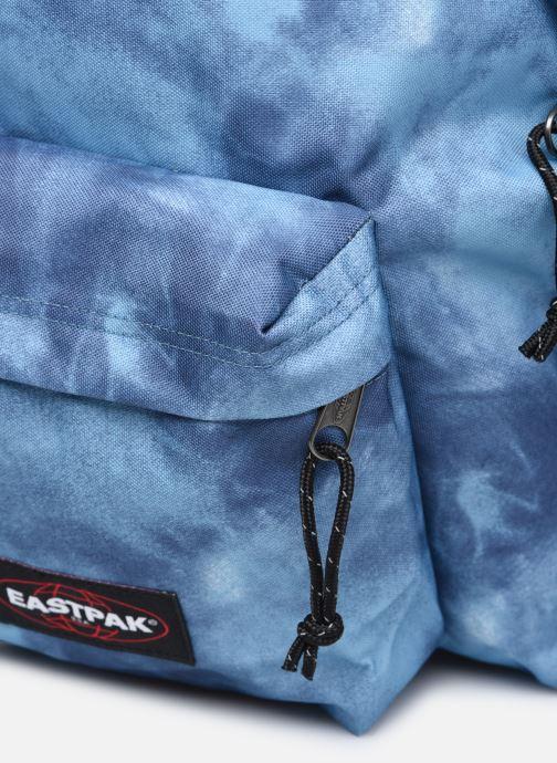 Sacs à dos Eastpak PADDED PAK'R Sac à dos toile Bleu vue gauche