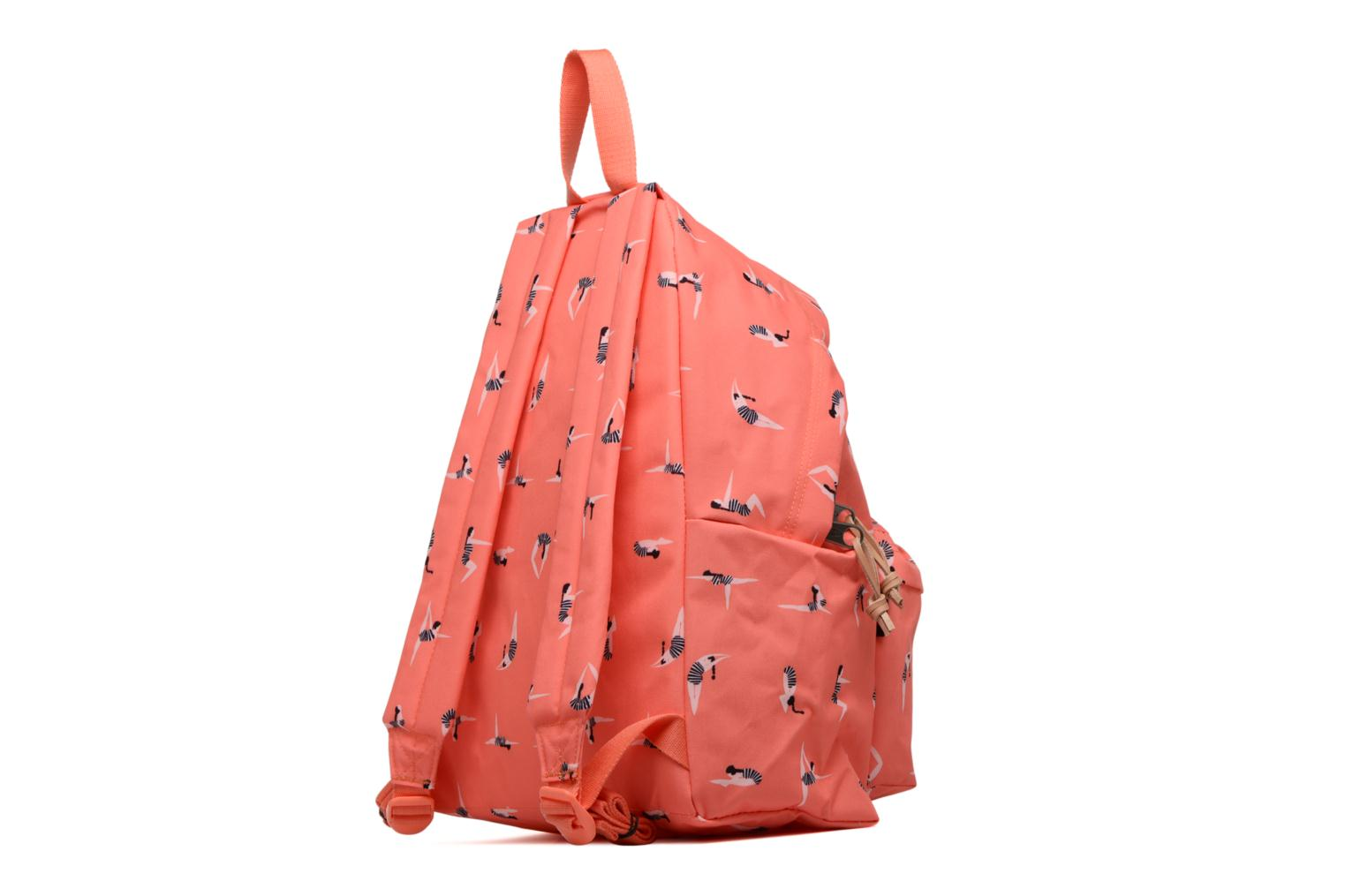 Mochilas Eastpak PADDED PACK'R Sac à dos toile Rosa vista lateral derecha