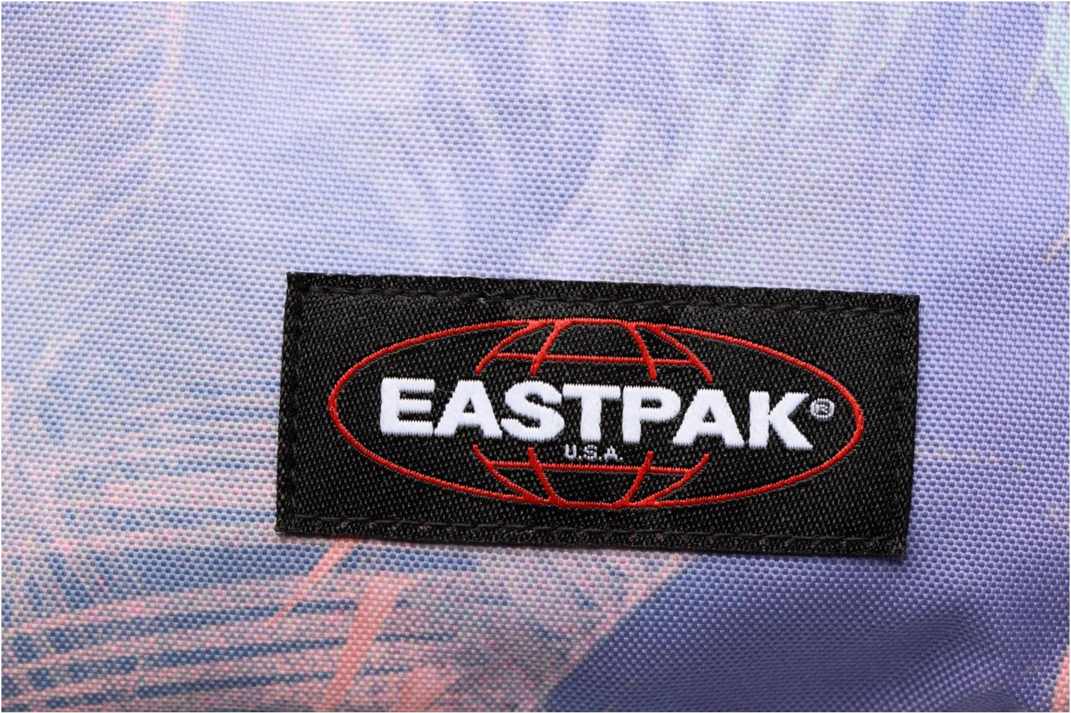 Rucksacks Eastpak PADDED PACK'R Sac à dos toile Pink view from the left