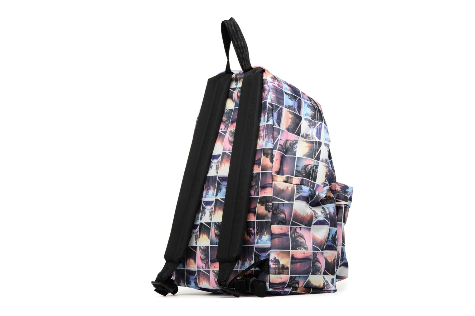 Mochilas Eastpak PADDED PACK'R Sac à dos toile Multicolor vista lateral derecha