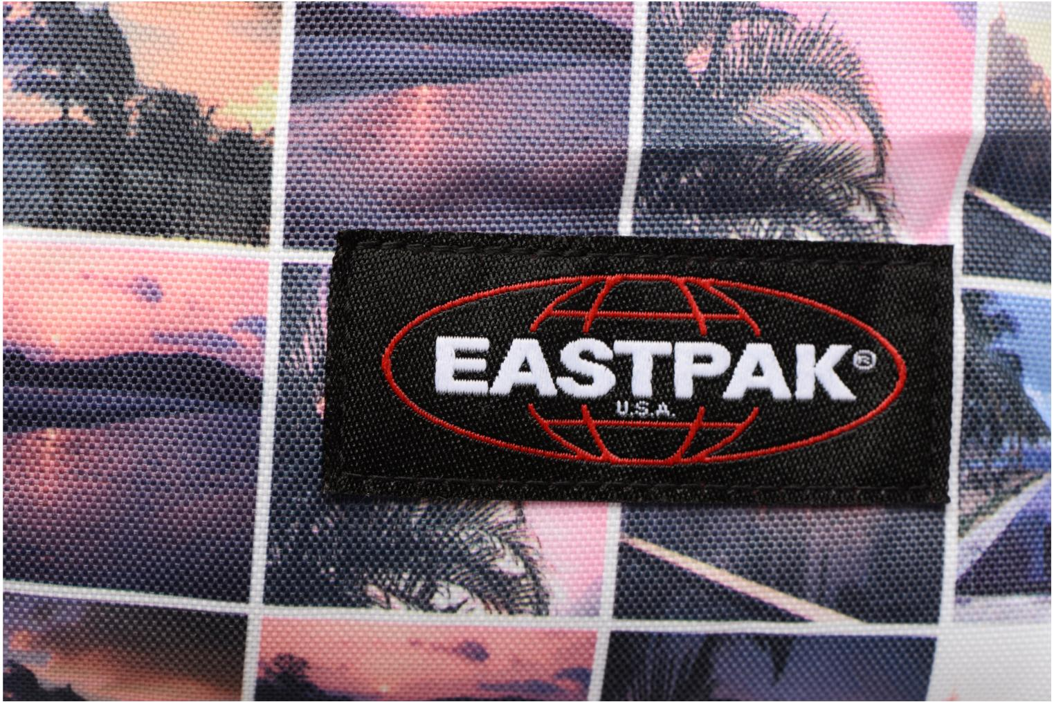 Rucksacks Eastpak PADDED PACK'R Sac à dos toile Multicolor view from the left