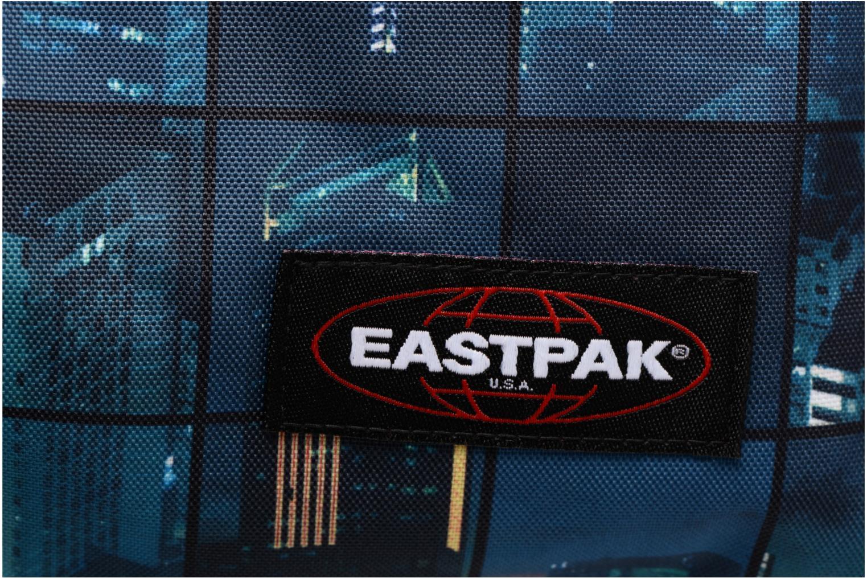 Sacs à dos Eastpak PADDED PACK'R Sac à dos toile Bleu vue gauche