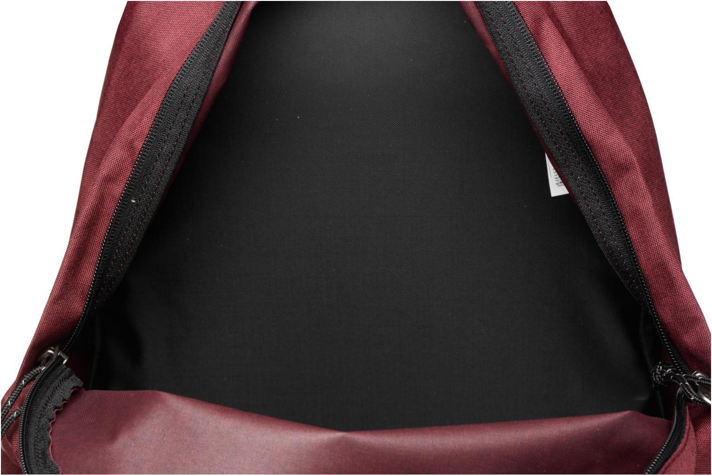 Ryggsäckar Eastpak PADDED PACK'R Sac à dos toile Vinröd bild från baksidan