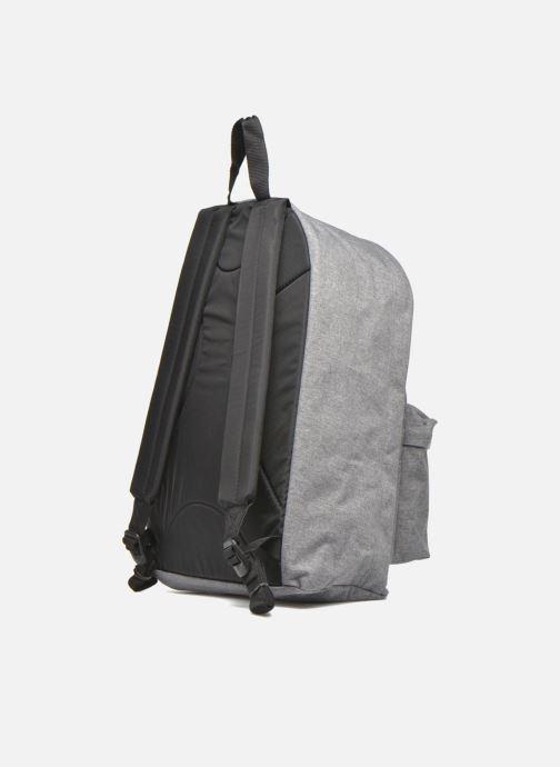 Skoletasker Eastpak Out of Office . Grå Se fra højre