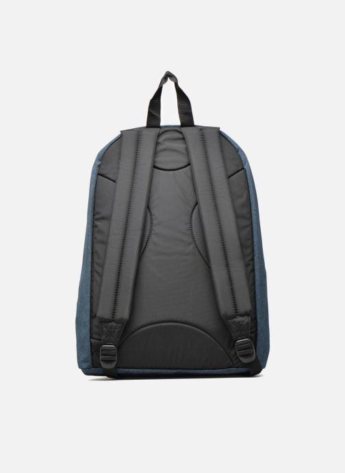 Skoletasker Eastpak Out of Office . Blå se forfra