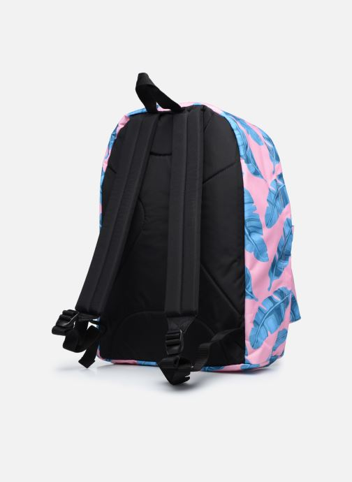 Scolaire Eastpak OUT OF OFFICE Sac à dos toile Rose vue droite