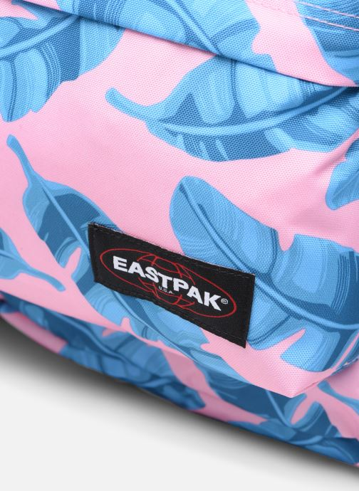 Scolaire Eastpak OUT OF OFFICE Sac à dos toile Rose vue gauche