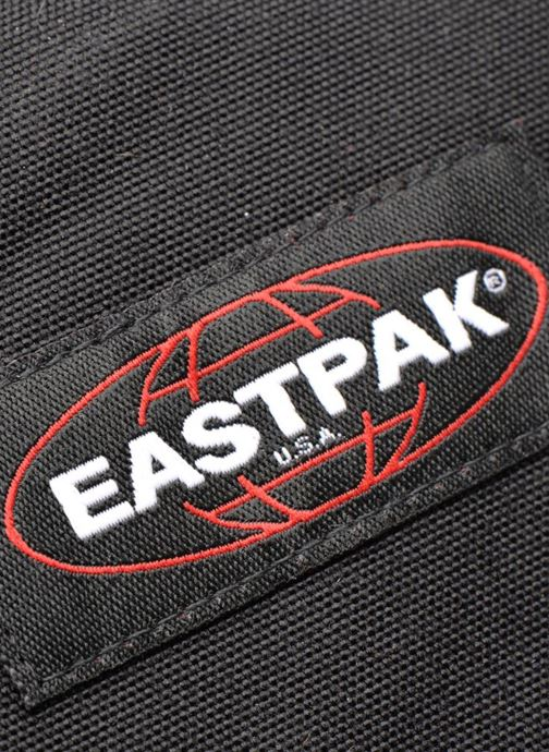 Schooltassen Eastpak PINNACLE Sac à dos toile Zwart links