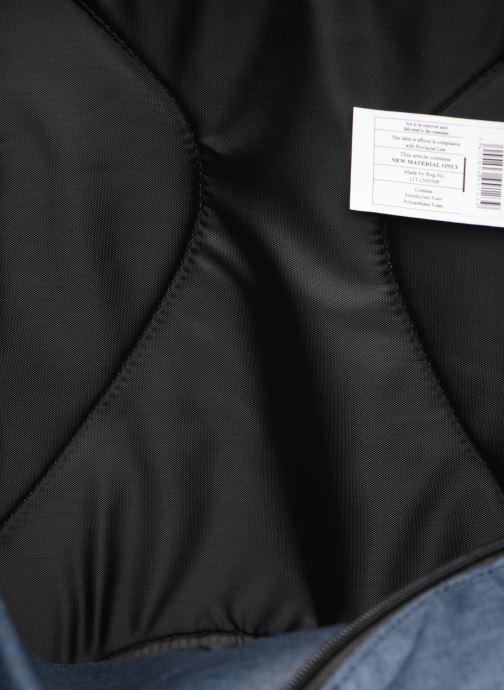 Rucksäcke Eastpak WYOMING Sac à dos toile blau ansicht von hinten