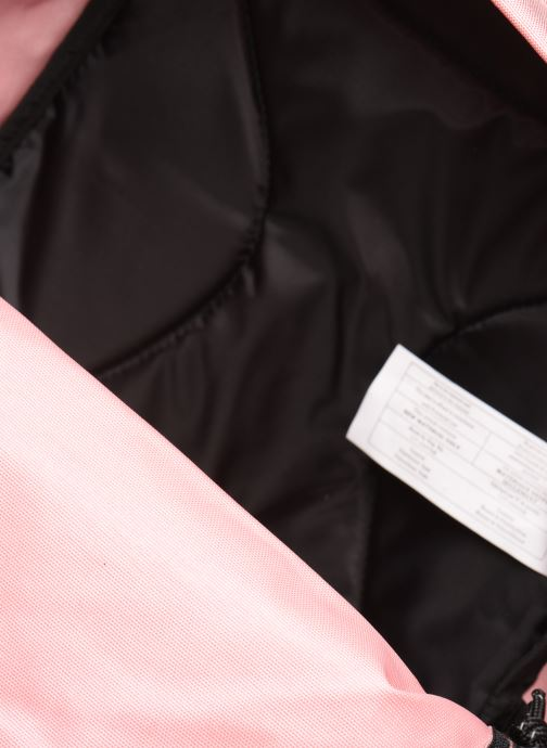 Rucksacks Eastpak WYOMING Sac à dos toile Pink back view