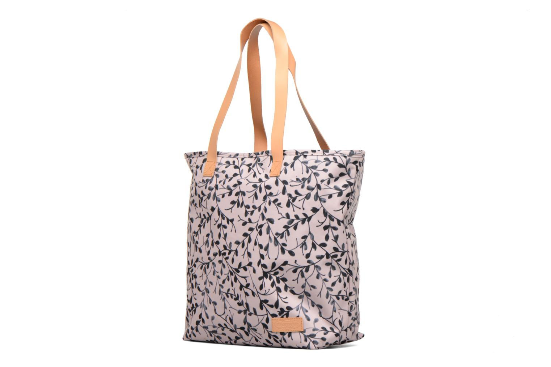 Handbags Eastpak FLASK Cabas White model view