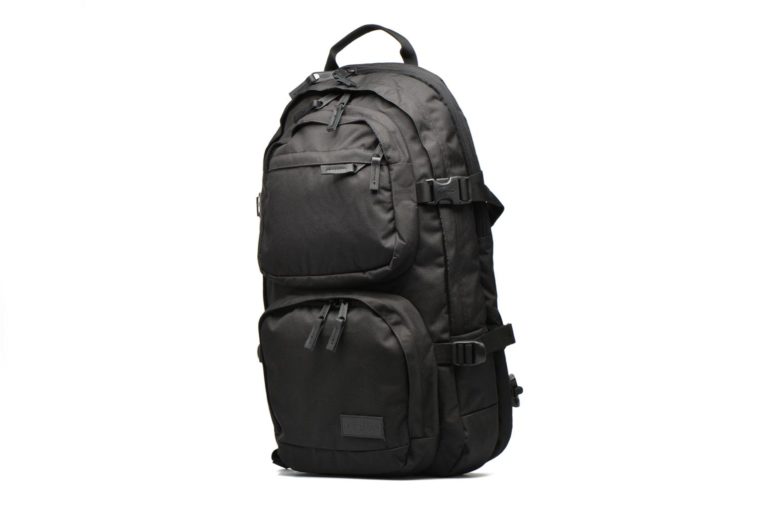 Rucksacks Eastpak HUTSON Sac à dos toile Black model view