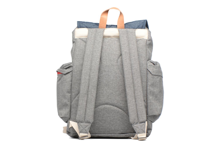 Quilt AUSTIN toile Grey Eastpak Sac dos à wR6TvWPqX