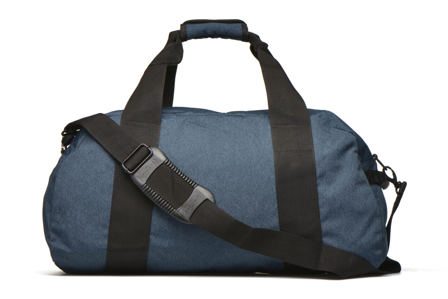 Luggage Eastpak STATION Sac de voyage Blue front view